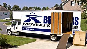 Brothers Moving & Storage Truck Waukesha, WI