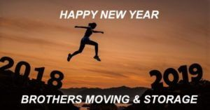 Happy New Year from Brothers Moving
